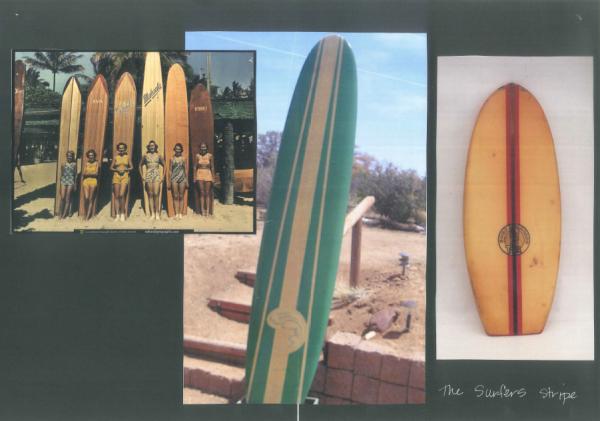 The Surfers Stripe